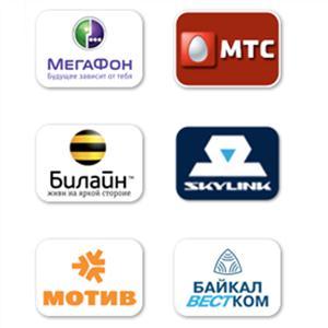 Операторы сотовой связи Петропавловки