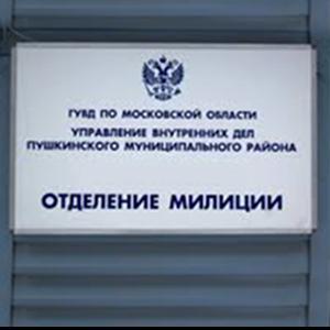 Отделения полиции Петропавловки
