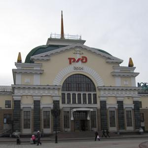 Железнодорожные вокзалы Петропавловки